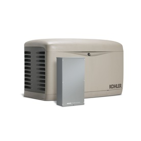 Kohler 20RESAL-100 Residential Standby Generator with 100 Amp Transfer Switch