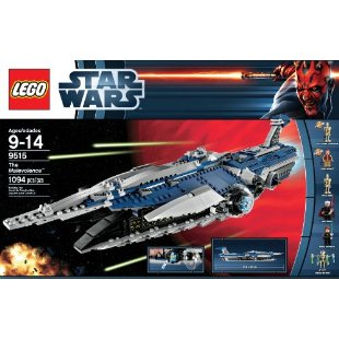 LEGO Star Wars The Malevolence (9515)
