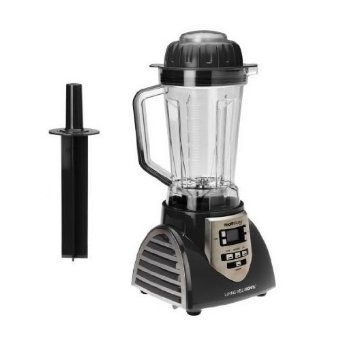 Living Well Montel Healthmaster Elite Blender Black