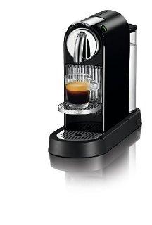 Nespresso Citiz Espresso Machine (D111, Black)