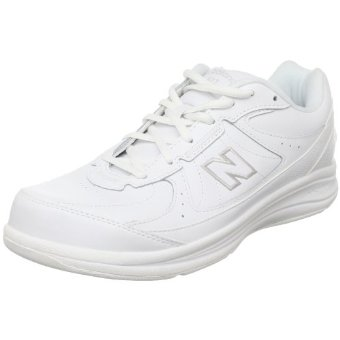 New Balance 577 Men's Walking Shoes (MW577, Black or White) (3 Color Options)