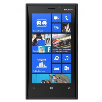 Nokia Lumia 920 Unlocked 32GB Phone (Black)