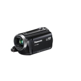 Panasonic HC-V100M Camcorder with 42x Intelligent Zoom and 16GB Internal Memory (HC-V100MK)