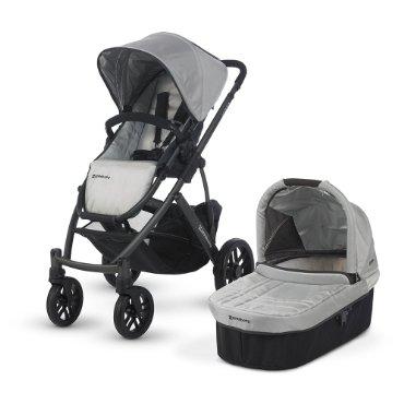 UPPAbaby Vista Stroller (Mica Silver) | GoSale Price ...