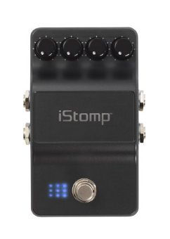 DigiTech iStomp Effects Pedal w/Power, iOS Cable