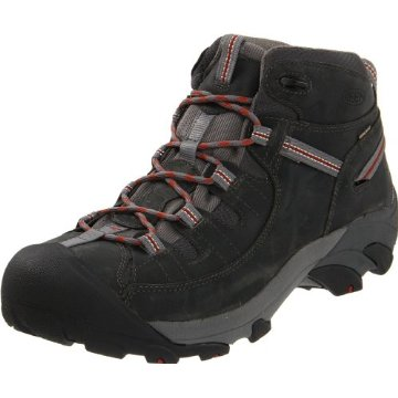 Keen Targhee II Mid Men's Waterproof Hiking Boots (6 Color Options)