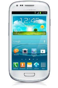 Samsung Galaxy S III Mini I8190 8GB Unlocked GSM Phone (White)