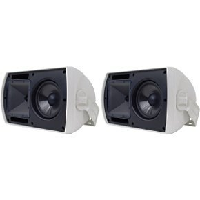 Klipsch AW-650 6.5 Reference Outdoor Speakers (White, Pair)