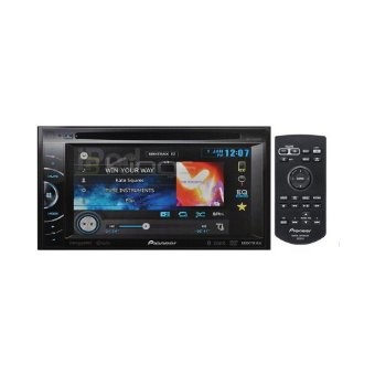 Pioneer AVH-X3500BHS Multimedia DVD Receiver with 6.1 Touchscreen Display