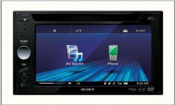 Sony XAV-64BT AV Receiver with Bluetooth