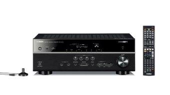 Yamaha RX-V575 7.1-Channel Network AV Receiver
