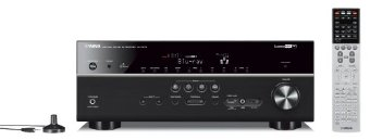 Yamaha RX-V675 7.2-Channel Network AV Receiver