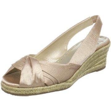 Bella Vita Sangria Open-Toe Espadrille Sandal (9 Color Options)