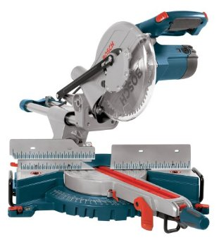 Bosch 4405 10 Single-Bevel Slide Compound Miter Saw