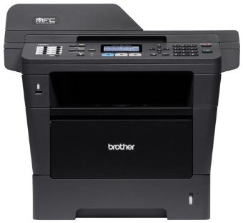 Brother MFC-8910DW Wireless Monochrome Printer with Scanner, Copier and Fax
