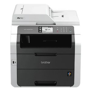 Brother MFC-9330CDW Wireless All-In-One Color Printer with Scanner, Copier and Fax