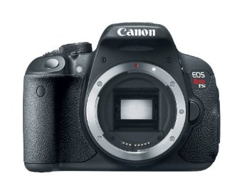 Canon EOS Rebel T5i 18.0MP CMOS Digital Camera (Body Only)