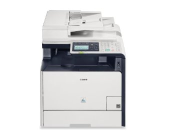 Canon imageCLASS MF8580Cdw Wireless 4-In-1 Color Laser Multifunction Printer with Scanner, Copier and Fax