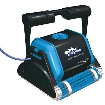 Dolphin Advantage Plus Remote Control Robotic In-Ground Pool Cleaner