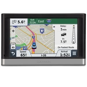 Garmin nuvi 2497LMT Vehicle GPS with Lifetime Maps and Traffic