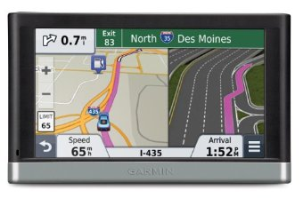 Garmin nuvi 2577LT Vehicle GPS with Lifetime Traffic