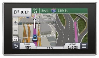 Garmin nuvi 3597LMTHD 5 Vehicle GPS with Lifetime Maps and HD Traffic