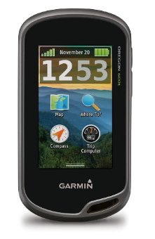 Garmin Oregon 600t GPS with Topographic Maps