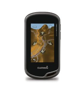 Garmin Oregon 650t GPS with 8MP Digital Camera, 4GB Storage, and US Topographic Maps