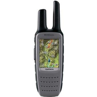 Garmin Rino 655t US GPS with TOPO 100K Maps
