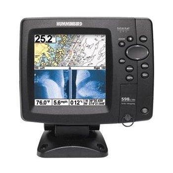 Humminbird 598ci Hd Si Combo Side Imaging Down Imaging