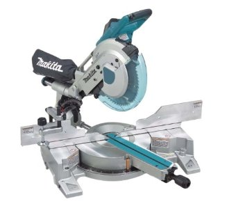 Makita LS1016L 10 Dual Slide Compound Miter Saw with Laser