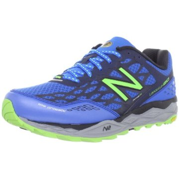 New Balance Leadville 1210 Men's Trail Running Shoes (Blue/Green or Grey/Red colors)