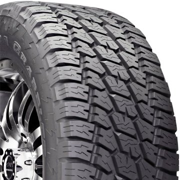 Nitto Terra Grappler All-Terrain Tires (265/70R17 113S, Set of 4)