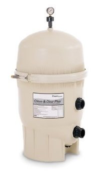 Pentair CCP420 Clean and Clear Plus Pool and Spa Cartridge Filter (160301)