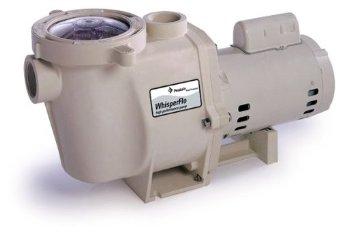 Pentair WhisperFlo WFE-3  Pool Pump (# 011512, 3/4HP, 115/208/230-Volt)