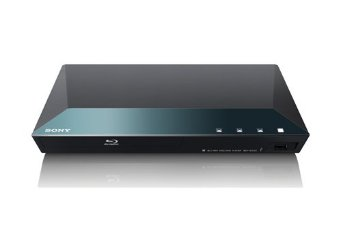 Sony BDP-S3100 Blu-ray Player with Wi-Fi