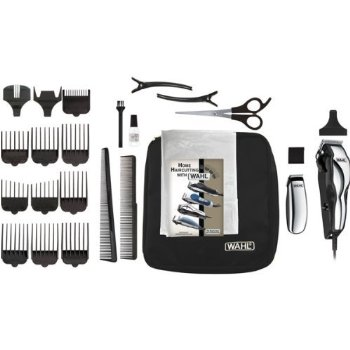 Wahl Deluxe Chrome Pro Complete Haircutting Kit (79520-3701)