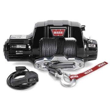 Warn 9.5cti-s Ultimate Performance Winch with Spydura Synthetic Rope (97600)