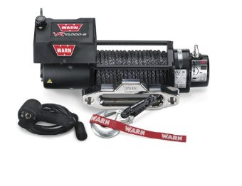 Warn VR10000-s Winch with Synthetic Rope (87840)