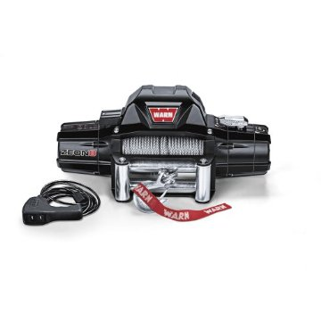 Warn ZEON 8 Premium Winch with Wire Rope (88980)