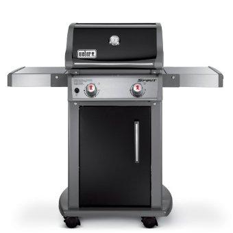 Weber Spirit E-210 LP Gas Grill, Black (46110001)