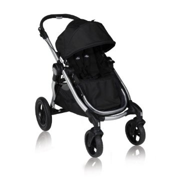 Baby Jogger City Select Stroller (Onyx)