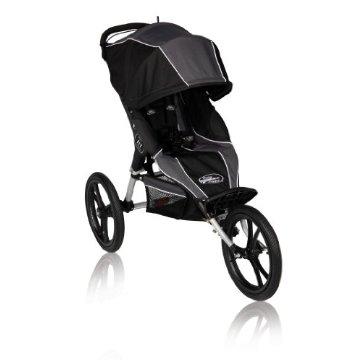 Baby Jogger F.I.T. Jogging Stroller (Slate/Black)