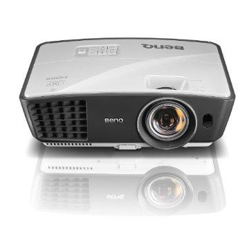BenQ W770ST Short Throw 3D 720p HD DLP Home Theater Projector