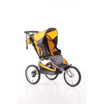 BOB Ironman Single Stroller (ST1006, Yellow)