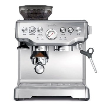 Breville Barista Express BES870XL Espresso Machine with Grinder