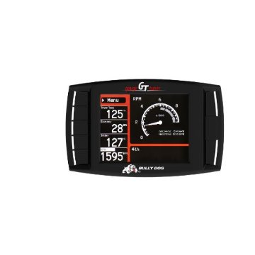 Bully Dog 40415 Triple Dog Gauge Tuner for Gas Vehicle