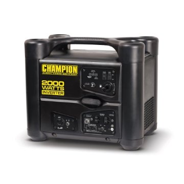 Champion Power Equipment 73540i 2000-Watt Inverter Generator w/USB