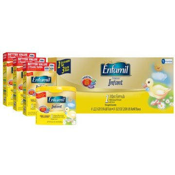 Enfamil Premium Infant Formula Powder (121.8 Total Ounces)