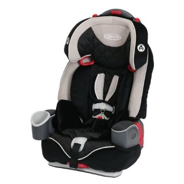 Graco Nautilus Elite 3-in-1 Car Seat (Vice)